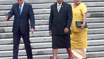 Fiji PM: Same-Sex Couples Should Move to Iceland