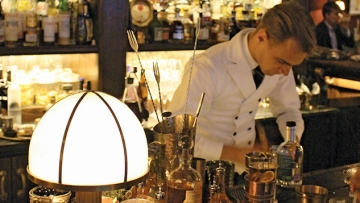 Don't Miss: Scarfes Bar at Rosewood Hotel