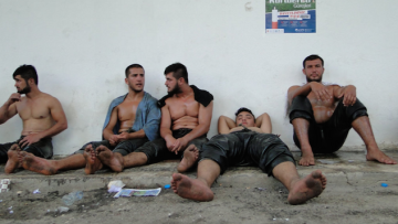 Male Bonding: Turkish Oil Wrestling