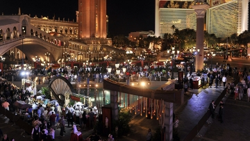 Experience something for every appetite in Las Vegas
