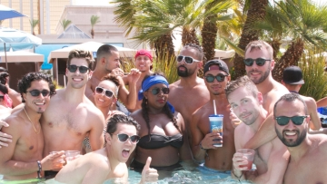 OUT in Vegas: Play at Luxor Hotel & Casino