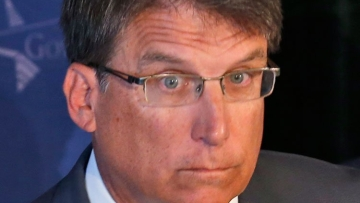 HB 2 Champion Gov. Pat McCrory Defeated in North Carolina
