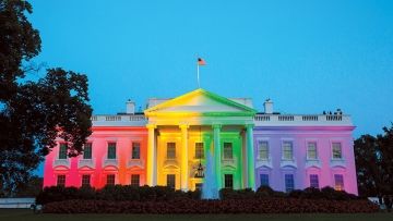 Where to Eat, Sleep & Play During D.C.'s Equality March