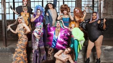 Brooklyn's Biggest Drag Festival Bushwig Returns For Sixth Year