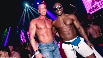 The National LGBTQ Task Force Winter Party is the best yearly event to just let go and do it.