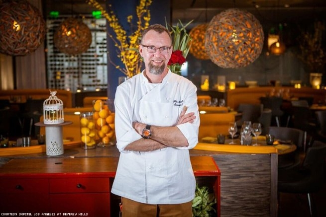 Cattle & Claw chef Pete Manfredini makes a mean lobster dish.